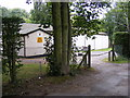 TQ4470 : St Nicholas Rifle & Pistol Club, Foxbury Avenue, Chislehurst by Adrian Cable