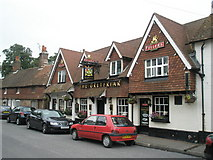 SU7037 : The Greyfriar, Chawton by Basher Eyre