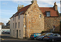 NO5603 : Cunzie Street, Anstruther by Jim Bain