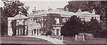 TM3864 : Carlton Hall near Saxmundham, circa 1930 by Not known - family archives