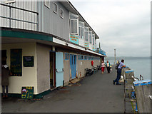SY6878 : Weymouth - Pleasure Pier by Chris Talbot