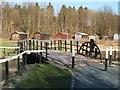 NS4573 : Ferrydyke Bascule Bridge by Lairich Rig