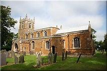 SK7431 : St.Mary's church by Richard Croft