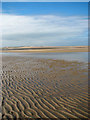 TF8546 : Holkham Beach during a large ebb tide by Evelyn Simak
