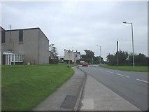 SS9086 : Traffic-calming Bettws by John Lord