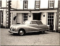 SD9771 : Scargill House, Near Kettlewell, photo 1948 by William Holdsworth 1922-1969