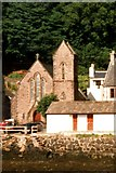 NM5055 : Tobermory Free Church (formerly UFC) by Tiger