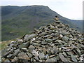 NY4008 : Cairn, St. Raven's Edge by Michael Graham