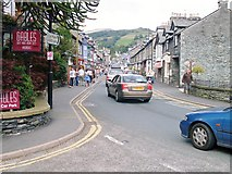 NY3704 : Compston Road, Ambleside by Peter S