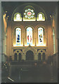 TQ3774 : Interior of St Mary's church, Lewisham by Stephen Craven