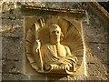 ST7461 : Carving, South Stoke church by Derek Harper