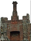 TM2863 : Ornate chimney by Keith Evans
