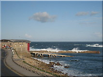 SW3526 : Sennen Cove lifeboat station by Rod Allday