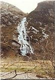 NN1868 : Steall Waterfall by Sarah Charlesworth