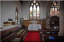 NY3704 : St Mary, Ambleside, Cumbria - North chapel by John Salmon