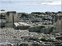 NO6440 : Breakwater Repair Blocks by Duncan David McColl