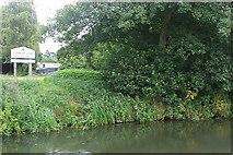 SU9946 : Stonebridge Wharf by Graham Horn