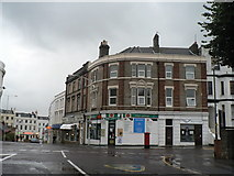 SZ0891 : Bournemouth: West Hill Post Office by Chris Downer