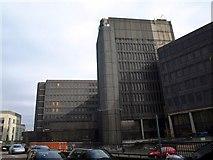 NT2574 : St James Centre, Edinburgh by Derek Harper