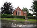 TF9734 : Methodist chapel by Evelyn Simak