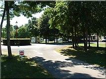 SP2408 : Caravan Club site - Burford by Paul Shreeve