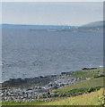 M1104 : Burren beachfront along the R479 road by C Michael Hogan