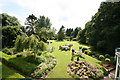 TL2026 : A garden shot at Redcoats Farmhouse Hotel by Peter Butterfield