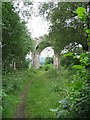 NY6392 : Kielder Viaduct by Antonia