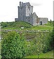 M3810 : Dunguaire Castle by C Michael Hogan