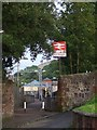 NS3274 : Port Glasgow station by Thomas Nugent