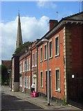 SU7172 : Church Street, Reading by Andrew Smith