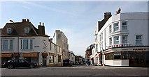 TR3752 : King Street, Deal by John Salmon