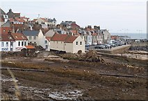 NO5402 : Pittenweem from the west by Derek Harper