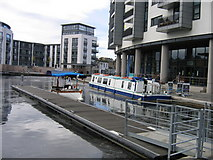 NT2472 : Edinburgh Quay, Union Canal by A-M-Jervis