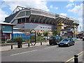 TQ4183 : Dr. Martens Stand, Boleyn Ground, West Ham United F.C. by Oxyman