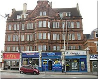 TQ3166 : Building in Broad Green, Croydon by Roger