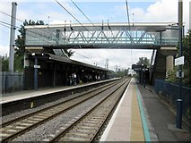 SP0482 : Selly Oak railway station by Peter Whatley