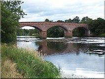 NS6861 : Haughhead  Bridge by william craig