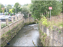 SE1537 : Bradford Beck at Shipley by Stephen Craven