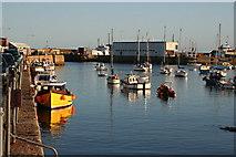 SW4730 : Penzance Harbour by Tony Atkin