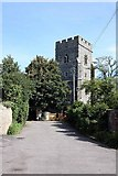 TR3451 : St Martin, Great Mongeham, Kent by John Salmon