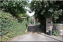 TR3451 : The Old Rectory, Great Mongeham, Kent by John Salmon