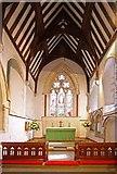 TR3451 : St Martin, Great Mongeham, Kent - Sanctuary by John Salmon