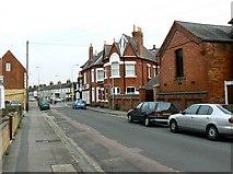 SU1484 : Birch Street, Swindon by Brian Robert Marshall