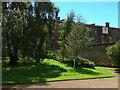 NZ0878 : Belsay Hall by Chris Gunns