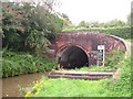 SJ5779 : The northern portal of Preston Brook Tunnel by Ray Folwell
