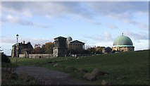 NT2674 : The Old Observatory, Calton Hill by Sarah Charlesworth