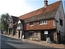 TQ4109 : Anne of Cleves House, Southover High Street, Lewes, East Sussex by Oast House Archive