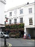 TQ2879 : Belgravia: The Wilton Arms, Kinnerton Street, SW1 by Nigel Cox