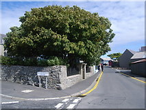 HU4039 : Road junction of Meadowfield Place by Nick Mutton